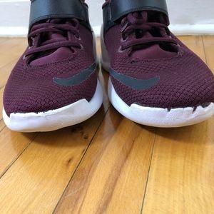 Nike Shoes - Nike Kwazi Maroon Black High Top Sneakers  BN  def093dde
